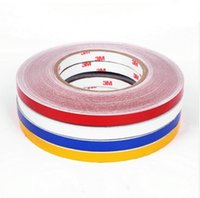 Wholesale 3m Brand Tape - stickers bear 2cm X 10M 3M car Motorcycle reflective tape sticker original 3M brand with free shipping