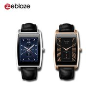 """Wholesale Bluetooth Hrm - 1.61"""" Zeblaze COSMO IPS Smart Watch MTK2502C HRM Real Heart rate 256*320px IPS HD screen Bluetooth Fitness tracker Free shipping 010247"""