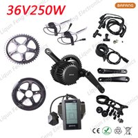 Wholesale Electric Scooter Hub Motor Kit - Electric Bicycle Motor Conversion Kit 36V 250W 8fun bafang BBS01 hub E-bike Motor Electric Wheel Motor Wheel Electric Scooter