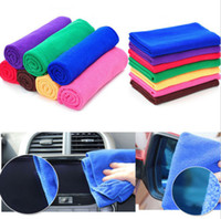 Wholesale House Car Wash - Microfiber Detailing Towel Car Home House Polish Wash Cleaning Cloth 30x70cm Brand New Good Quality Free Shipping