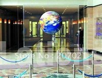 Wholesale Holographic Rear Projection - Wholesale-Hot sale!! dark grey Transparent holographic film for window shop dispay ,rear projection screen film,Holographic Screens