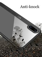 Wholesale Iphone Cases Sellers - hot seller For i phone X case cover MOFi original soft silicone edge for i phone  X Edition cover black for apple x  iphone X case