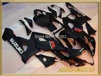 Wholesale Gsx R Matte Black - Motorcycle fairing kit for SUZUKI GSXR 1000 05 06 GSX-R GSXR 1000 K5 2005 2006 Popular matte black panels bodykit