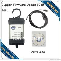 Wholesale Vida Dice Scanner - 2016 Hight quality Recommended Professional Scanner for Volvo OEMscan Vida Dice Support Firmware Update and Self Diagnostic