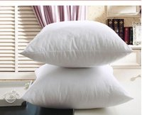Wholesale Insert Seat - Special Offer 100pcs Cushion Insert Soft PP Cotton for Car Sofa Chair Throw Pillow Core Inner Seat Cushion Filling Sizes 40cm