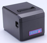TP-8017-UB USB + Bluetooth 80MM Thermal Printer Double Mold Поддерживает Android, iOS, Windows с автоматическим резаком 300MM / Sec Speed