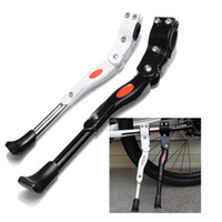 Wholesale Road Bike Kick Stand - Hot Adjustable Bike Side Kickstand Kick Stand For MTB Road Mountain Bicycle Cycling accessory order<$18no track