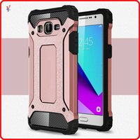 Wholesale Fit Trade - For Samsung J2Prime cell phone cases shell in the diamond trade fell 2017 armored anti armor creative protective sleeve free shipping