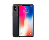 """Wholesale Glasses Id - Face ID Goophone X 5.5 """" Full Screen Glass Cover 8GB+ 1GB MTK6580 Quad Core Android 7.0 Smartphone 3G Show 4g lte 128GB Cellphones Unlocked"""