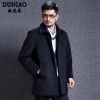 Hooded Duffle Coat Men Reviews | Hooded Duffle Coat Men Buying ...