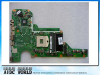 Wholesale G4 Motherboard - Wholesale-FREE SHIPPING ( 680568-001 ) 680568-501 DA0R33MB6F1 REV : F laptop Motherboard For HP Pavilion G4 G6 G7 Mainboard