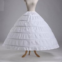 Wholesale Little Girls Petticoat Dress - Super big A Line Ball Gowns bridal gowns petticoat underskirt and little girls' pageant dress crinoline Wedding Accessories Free Shipping
