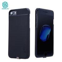 iphone magischer fall groihandel-Nillkin Wireless Lade Empfänger Magic Case für iPhone 7 Plus Fall Abdeckung Wireless-Ladegerät Receiver Case für Iphone 7
