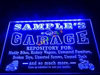 Wholesale Garage Shop Lighting - DZ017-b Name Personalized Garage Repair Shop Room Bar Beer Neon Light Sign.JPG