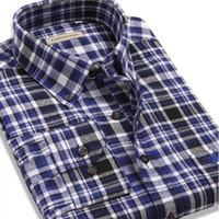 Cheap Green Plaid Shirts For Men | Free Shipping Green Plaid ...