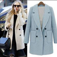 Dropshipping Girls Long Wool Coats UK | Free UK Delivery on Girls ...