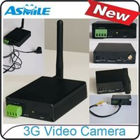 Wholesale Asmile Dvr - 2015 Newest 3g video call camera Mini 3G camera DVR from asmile