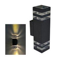 aşağı led led duvar lambası toptan satış-Satış Abajur Aplike Murale 1 adet Modern 8 w Led Duvar Lambası Su Geçirmez Yukarı Ve Aşağı Yan / led Sundurma Işıkları / led Işık Açık 2 yıl Garanti