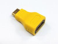 ingrosso connettore hdmi per tablet-Connettore adattatore mini HDMI (tipo C) da maschio a HDMI (tipo A) Acquista 2 Prendi 1 gratuitamente