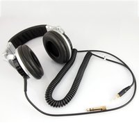 Wholesale Mega Apple - ST-80 Professional DJ Music Headphone Music Enthusiasts Headset Head Mounted Stereo Mega Bass Folding Earphones for Smart Phones