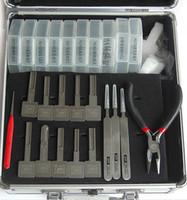 duplicar as chaves do carro venda por atacado-Os moldes honestos da chave do carro do serralheiro para HU100, HU66, HON66, HY22, TOY48, HU100R, HU66, HU101, VA2T, HU92 escolhem a picareta de duplicação chave