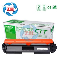 Wholesale Toner For Hp Laserjet - ZH Toner Cartridge CF217A Without Chip Compatible For HP217A 17A HP LaserJet Pro M102a M102w MFP M130a M130nw M130fn 130fw Printer