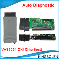 Wholesale Oki Vw Audi - A++ Quality VAS 5054A with OKI Chip V19 Bluetooth Scanner VAS5054A support UDS Protocal 5054 VW AUDI SKODA SEAT VAS5054A Diagnostic Tool