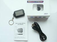 Wholesale Hidden Car Key Micro Camera - Multi Function LED Key Chain Mini Hidden spy Camera Keychain Car Micro DV spy car key spy Video Free shipping