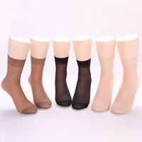 Wholesale Cheap Cool Socks - Wholesale-wholesale Free Shipping pairs Womens bamboo fiber nylon Socks,silk, cheap,good qualtiy,cool, for ladies velet
