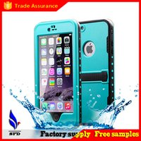 Wholesale Galaxy S4 Waterproof Shock Dirt - redpepper Waterproof Case Shock proof case For Iphone 4S 5S 5C 6 6S Plus Samsung Galaxy S3 S4 S5 S6 Note 2 3 4