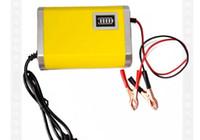 Wholesale Mitsubishi Charger - 12V Car Battery Charger 12V lead acid battery charger 12V Motorcycle Battery Charger12V6A Car Charger