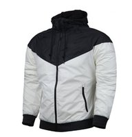 Wholesale Nk Men - NK Jacket Windrunner Mens Windbreaker Jackets 3m Jacket Hight Quality Spring Male Jacket MJ06