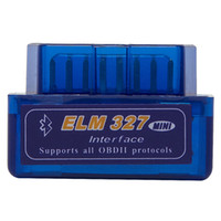 Mini ELM 327 Bluetooth OBD II Adapter Auto Code Scanner OBD2 Mini ELM327 V2.1 für alle Auto