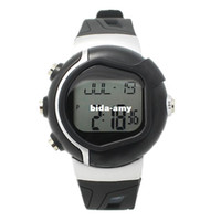 Wholesale Heart Rate Pulse Calorie Watch - New 2014 Free Shipping Digital Stylish Sporty Pulse Heart Rate Monitor Calories Counter Fitness Women & Men sports Watch