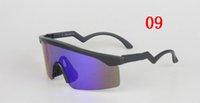 rasierklingen männer großhandel-Outdoor-Sonnenbrillen-Art- und Weisewear-Schutzbrillen-Rasierklingengläser der Marke 9140 der Männer-Frauen Freies Verschiffen, die Sonnenbrille radfahren