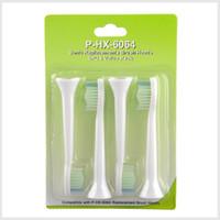 Wholesale Oral Bristles - HX6064 P-HX-6064 Replacement brush head sonicare HX6064 toothbrush heads soft bristles oral hygiene 0601032