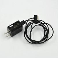 kullanılan güç kablosu toptan satış-Orijinal güç adaptörü USB Şarj + USB Kablosu F Asus Eee Pad TF300T TF101 TF201 - KULLANILMIŞ