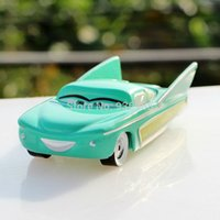 Wholesale Cars Pixar Flo - Wholesale-Wholesale Free Shipping Pixar cars 2 Toys Diecast metal brinquedos Radiator Springs Flo cars Children's Toys
