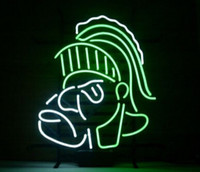 Nuevo Green Donkey Neon Sign Light Beer Bar Tienda KTV Club Pub Custom Hecho a mano Letreros de neón Real Glass Tube Display publicitario 19