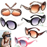 Wholesale Frame Baby Boy - Free Shipping Baby Boys Girls Kids Sunglasses Child Goggles Googles Glasses TY186