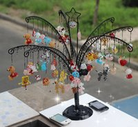 Bracelet ss steel jewelry pendants - SS Tree limb display stand multi purpose function display shelf for Crystal beaded jewelry cell phone accessories display stand rack