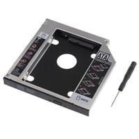 asus festplatten großhandel-Großhandels- 2. SATA Festplatte HDD SSD Caddy Adapter für ASUS k55N N56JN N56VZ-S4278H