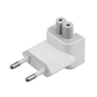 Adattatore convertitore caricabatteria da viaggio US a EU Plug per Apple MacBook Pro / Air / iPad / iPhone DXY88