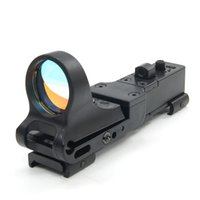 Wholesale C More Dot - Tactical C-More Railway Reflex Sight 8 MOA Red Dot with Integral Picatinny Mount Black