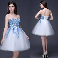 Wholesale Charming Hot Sexy Girls - Charming Trumpet Prom Dresses Custom Made Net Tulle Applique Lace Sweetheart Ball Gown Hot Sale girls special occasion dresses 5088
