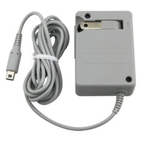 Wholesale 3ds xl charger - AC Home Wall Travel Charger Power Adapter For Nintendo DSi XL 3DS Generic NDSi