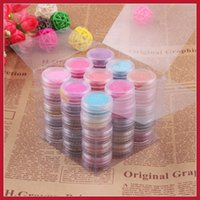 sparkle body art - Affordable bottomprice Color Make Up Decor Glitter Sparkle Dust Powder Nail Art Body Pigment Set High Quality Bottom price