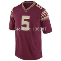 Wholesale children outlet - Factory Outlet- Youth Florida State Seminoles FSU #5 Jameis Winston,Embroidery logos,NCAA College Football Kids Jerseys,Child Boys Girls Jer