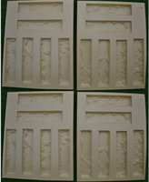 Wholesale antique garden tools for sale - Group buy New Design Molds Bricks Antique Brick Maker Wall Texture Tile Decoration House Garden Path Diy Tools Cement Concrete Mould