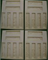 ingrosso casa di stampo-Nuovi stampi di design 24 mattoni antichi creatore di mattoni texture di pareti decorazione di piastrelle casa giardino percorso fai da te strumenti cemento muffa di cemento